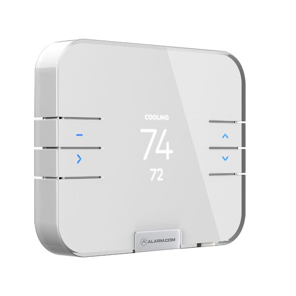 ADC Alarm System with Thermostat Controls